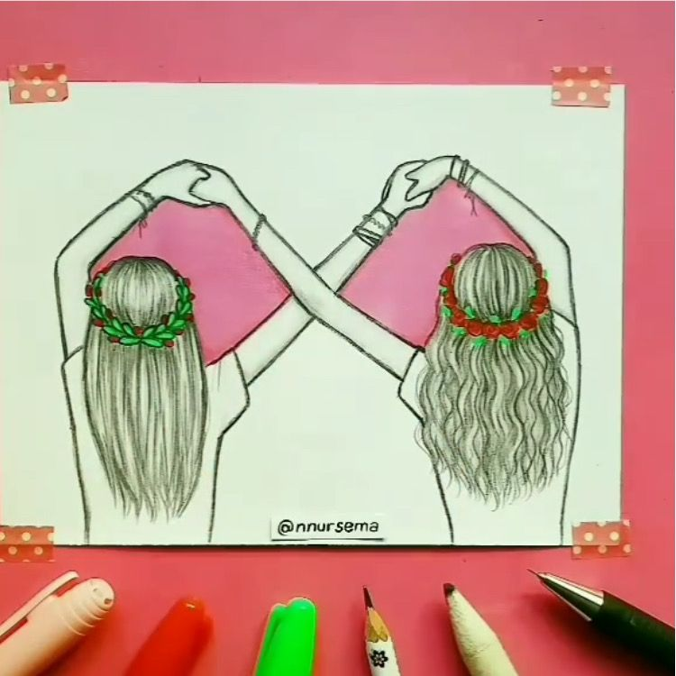 #drawings #pencil #artwork #art #draw #instagram #images #freetoedit #edits #tumblr #bestfriend