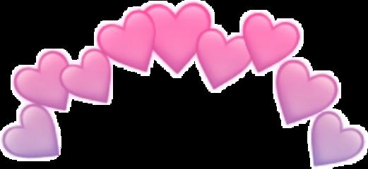 heart pink smile purple freetoedit