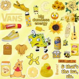 spongbob spongebobsquarepants squarepants patrickstar yellow freetoedit