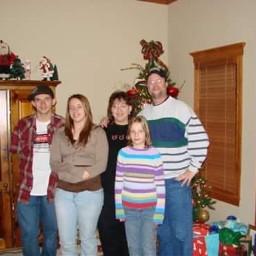 tbt family love christmas pcfamily