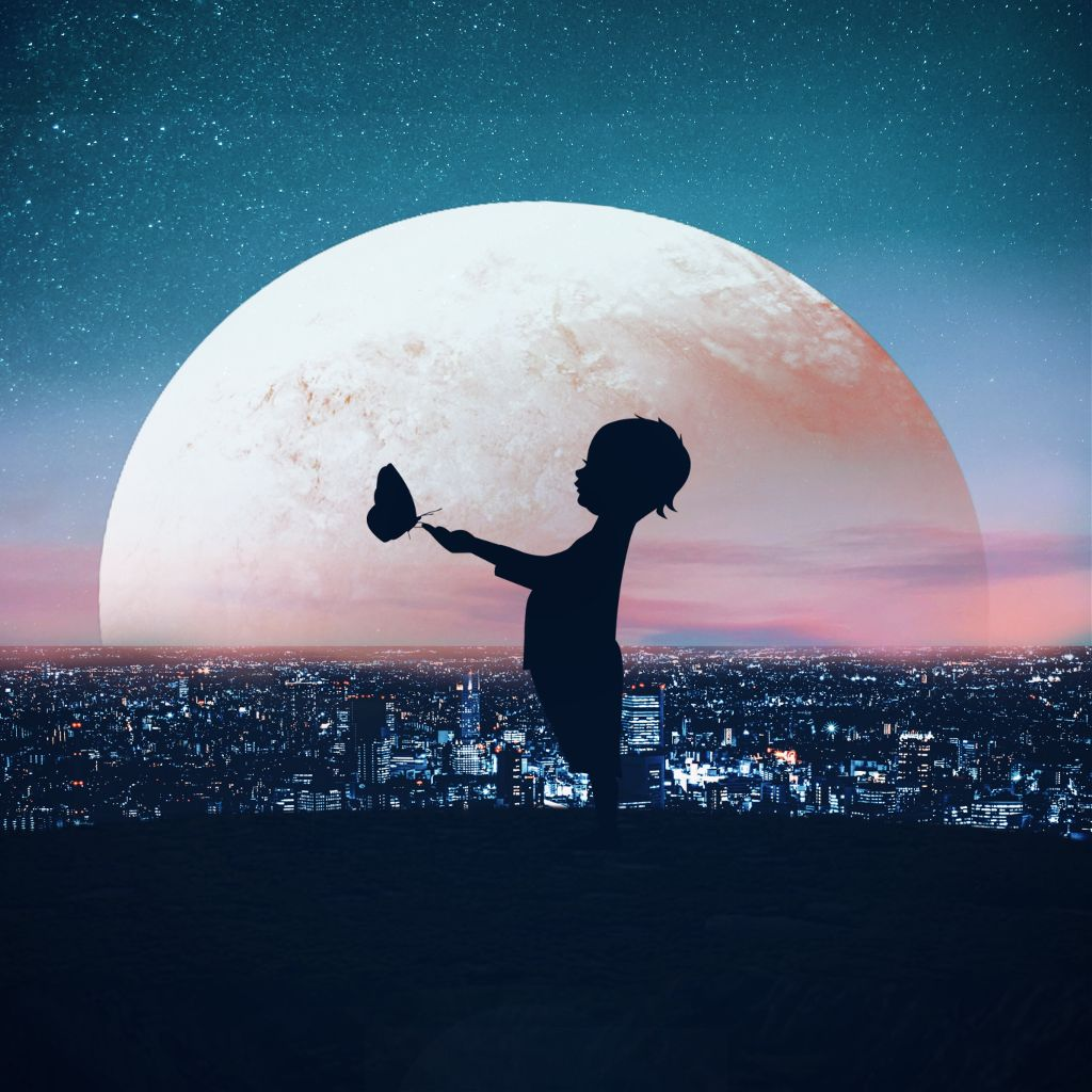 """LiBerTy,wHen iT BeGins tO TaKe roOT,iS a PlanT oF RaPiD GrOwTH,sO LeT iT GrOw.🦋""  https://m.youtube.com/watch?v=_8u4VLk0iTI  . . .  #liberty #grow #moon #blue #relaxation #city #people #child #imagination #dream #madewithpicsart #silhouette #buterfly  #freetoedit"