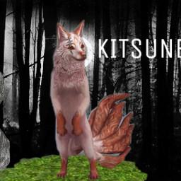 freetoedit wildcraft kitsune