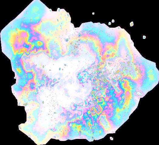 #cloud #smoke #holographic #tumblr #vsco #trendy #rainbow #freetoedit