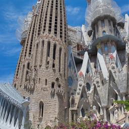 barcelona picsart traveling viajando photography