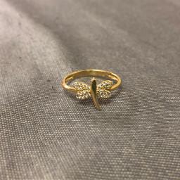ring lebanon gold diamonds