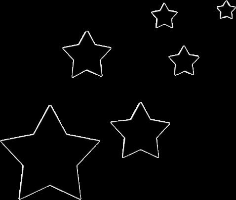 #stars #black #tumblr #vsco #aesthetic #blackaesthetic #trendy  #freetoedit