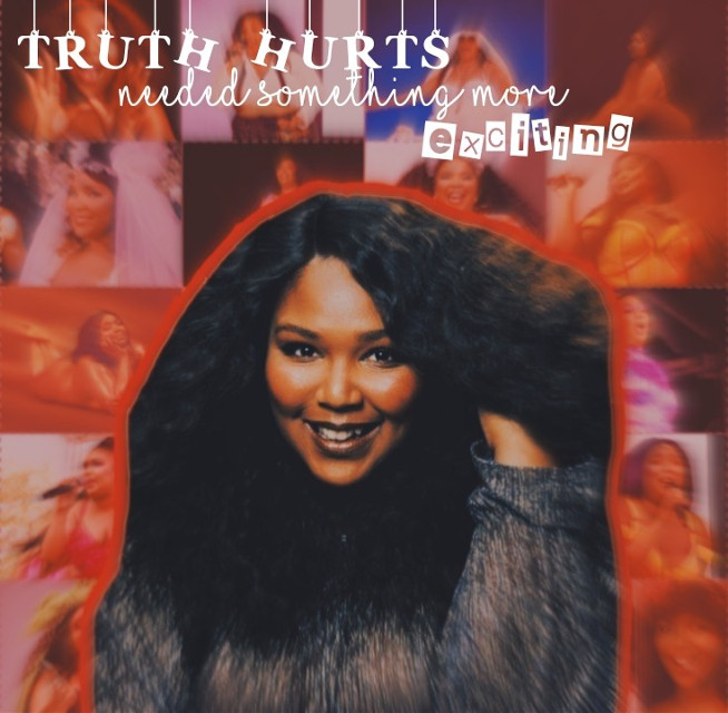 "Hi everyone and welcome back to @geordiejaguar9. How are you? Thanks for viewing! I really appreciate it.   Time:  18:35 pm Date: 29/11/19 Celebrity: Lizzo Weather: dark and the moon is huge Song of the day: Lizzo: Truth Hurts   Emoji of the day: 🧸 Mood: alreet  My day: I'm preparing to go to my cousins wedding tomorrow 😋 Quote: smile  Fact about me: I am tireddddddd 😂 Question of the day: Favourite Lizzo song? Answer from me:  Boys Theme: collage  Location: in a hotel Colour(s): red, black, brown Follower Count: 625 Follower Goal: 650 Apps used: Pics art, google, pic collage  My rating out of 10: 8.5 Inspired by: @littlexred Fonts used: lady fiesta, I love christmas, and i cant remember the name of the last one 😂😂😂 Credits to: me,  sticker owners,  background owners.  Collab? Nope Filters: VN1 (picsart), Focal Zoom (picsart) Book Reccomendation: Tom Gates Film Reccomendation: Frozen 2 😂😂😂😂😂😂😂😂❄🖤 All requests: open  Hashtags: #lizzo #truthhurts #girlpower #red #collage   Incoming msssage: hi!! Comment a '🧸' to join a group chat I'm making. I'm keeping an eye out for hackers so yeah...  Like my account? Here's who else you should follow:  @roadtripbeaumont @arixlittleharmony  @btssofts @armyblink @thefabolusjefferly @sxturnii   Collab Accounts: @larandlou (all collab account requests are open) Fan accounts: not yet.... 👀😂🤦‍♀️😘  What to do if you like my account: like, follow, repost, leave a nice comment or remix!  My icon is made by: @shinyicons  Here's my taglist. If you'd like to be included, comment ""'taglist"" and your favourite emoji.   🌞@paypay224  🥤 @army___blink  💗@arixlittleharmony  💛@mari_kpop_lover_-  💚@hongjoong_jimin  🦄@btssofts  😀@ariana_mixer  🎉@lou_edits_2309  👍@ellornot  💃@bp_iu_chaeng 👑@myhopeisjhope  😘@arinator_loveforever 😁@xhumia   😎@sugacookie_95  😍@moonliight_grande  🤗@ellamo_rton405 🙂@peachynasa 🤩@fancybutera 😝@shinybutera 😇@arixgrandexana 🥳@4254em 🤭@joonieedits 😺@jungkookawther 🙈@emabel444 💋@d-stylegirl 💜@thankudroqs  💫@11394463401920341837 💍@butera_moonlight 🐺@mon-no 🐱@ariana_loveee 🐶@katy_editz 🐾@bts____edits____ 🌸@yasogot7  🌷@solina_exo  🍁@multifresh0  🍓@littlexred  🎀@txices_exphoria 🎗@-athraa 🧸@arinator_loveforever  🔮@aramex  ♣️@tanatae  ⚽️@oryaxo  🌍@urmoonchild  🌌@taehyungstanhere  ⭐@bieber_94  🌙@jimin_bts_yoongi  🌈@littledisappointmean  ⚡@jinnie_heart 🔥@user12e5 🎶@arixoxoedit  🔓@leighmyangel ✔@ary_buteraaa 🔸️@kpop_fangirl123 🗽@mendesarmyforlife98 ☀️@invisible_scar_  ❄@whiteshadow79 🐇@milliegprowse  🐹@risingstar  💐@varyo_chan  💮@grandearianax  🌷@addison3667  🦋@littlemixbutterflies  🌼@xgrangerhonxeyx  🍂@just_stray  🍀@ariana_moon_grande  🍒@-glossyedits-  🥞@brooklynxxo  🍿@everly_smh  🧁@bts_n_off  🍫@dangerous__ari  🥇@army__blink  ♠️@thefabolusjefferly  🌍@thefabolusbob  🛸@aamirshehzad530 👼@ayaangel1  🍋 @tinyelephant_butera  🤗 @adri06_  😂 @potatoboi12  ❄ @daya394  💫 @ogarianagrandefan 🦉 @ilikethecoulurorange  😂 @dolantwins_forever  🥀 @ayyedallas  🎅🏻 @sxturnii    DON'T STEAL EDITS!   I love you! Hopefully see you very soon.  Bye xxxxxxxxxxx   Ps: sorry for the frequent tags 😂😂😂 only 1 per day from now on xxxxxx"