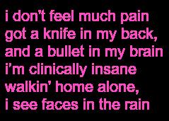 lilpeep thewayiseethings lyrics song pink freetoedit