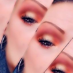 makeupartist brightandbold makeupart eyeshadowforhoodedeyes creativityflowingfreely