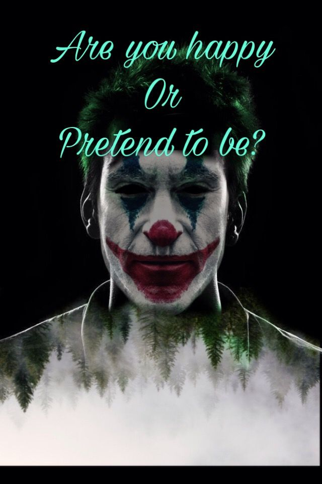 #freetoedit Are you happy or pretend to be??🎭🎭🎭 #quotesandsayings #jokerface #smile #doubleexposure #myedit #madewithpicsart #picsartefects Thank you my sweet amiga for fte photo💕💕 @-moshi- @picsart ♥️ happy weekend to all😘