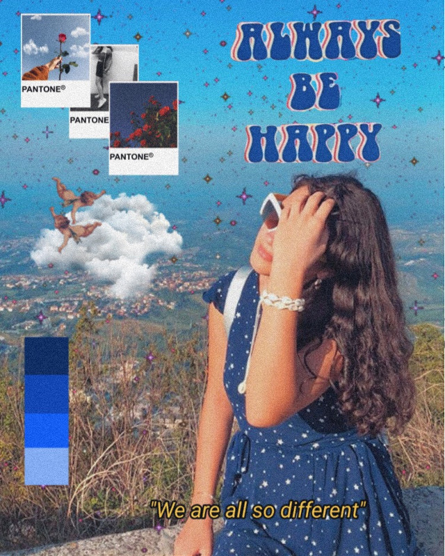 #freetoedit   @picsart #aesthetic #aesthetics #aestheticedit #aestheticblue #pantone #girl #reply #remix