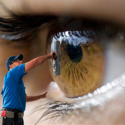 freetoedit eye tear cleaner