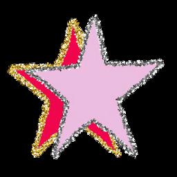 vsco star sparkle glitter aesthetic freetoedit