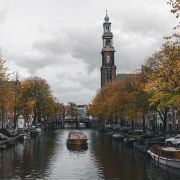 travel amsterdam background backgrounds freetoedit