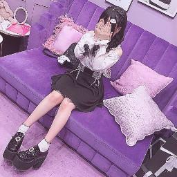 japanese aesthetic vaporwave marekawaii めあかわいい