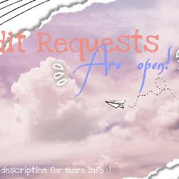 requests editrequests