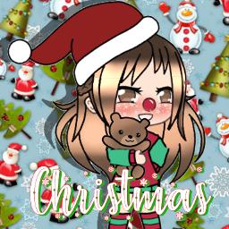 gacha life gachalife edit cristmas