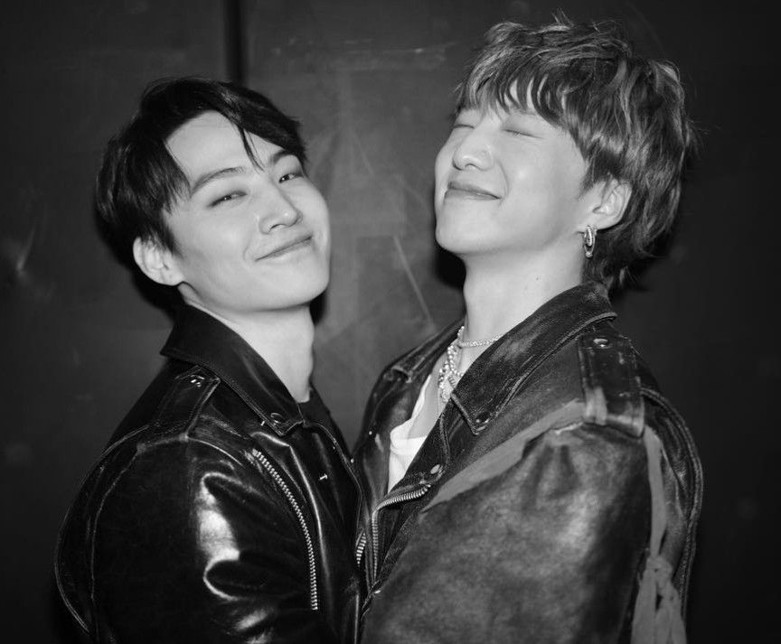 -I'M CRIYING- THEY  ARE SOO CUTE  AWW 💖💖💖💖    #winnerseungyoon #got7jaebum #got7 #winner