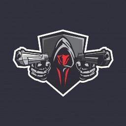 freetoedit epic logo idea pistols