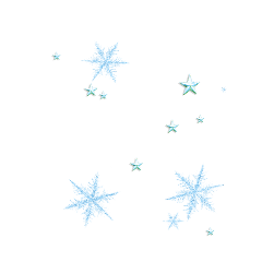 snowflakes scatter scattered stars star freetoedit