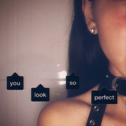 girl choker eye asthetic earrings pchalffaced srccallout freetoedit