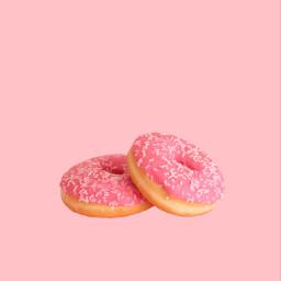 donut donuts yummy pink freetoedit