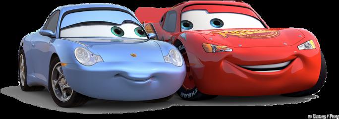 lightningmcqueen sally cars freetoedit