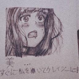 anime art kawaii cute beautyfull