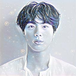 bts jin kpop kpopedit cute freetoedit