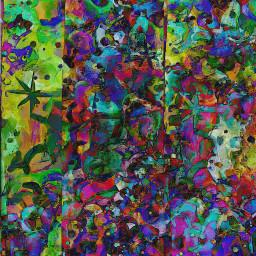 freetoedit neonart colourful bright