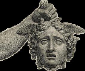 statue art creepy aesthetic freetoedit