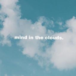 clouds ddlg cute