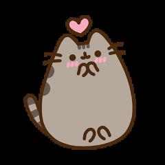 pusheen cute kwaii cat pusheenforever freetoedit