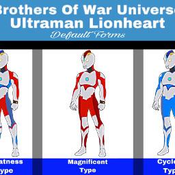 freetoedit ultramanlionheart ultraman son
