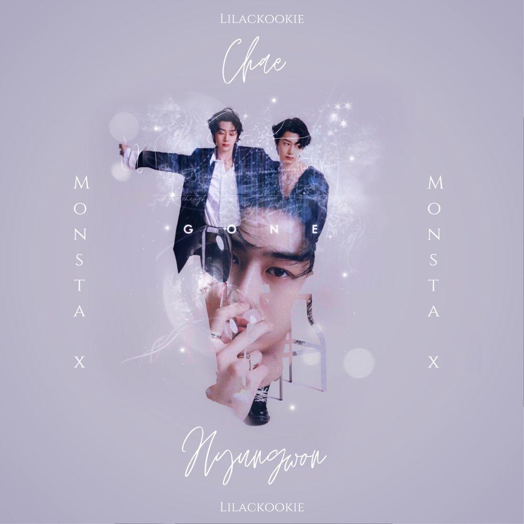 ✨G O N E✨  I hope you guys like this edit 🖤  Have a great day/night 🖤  #chaehyungwon #hyungwon #monstax #kpop #fanedit💕💕💕