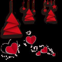 ftestickers stickers origami heart love freetoedit