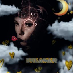dreamer stickers myedit manipulation creative freetoedit