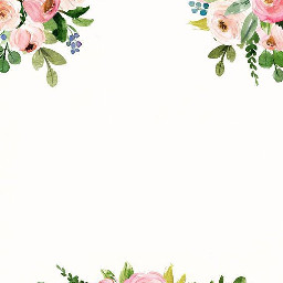 card invitation wallpaper background floral freetoedit