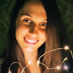photography portrait lights winter