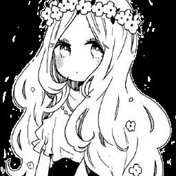anime girl animegirl manga mangagirl freetoedit