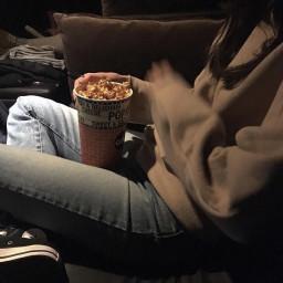 aesthetic softaesthetic grunge allstar popcorn