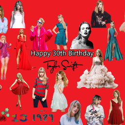 birthday happybirthday taylorswift swiftie taylorswift13