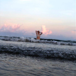 summer beach me swimsuit photography freetoedit