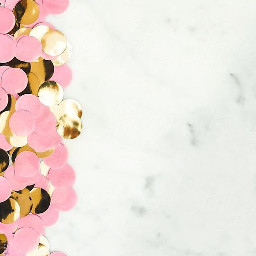 background marble confetti pink gold