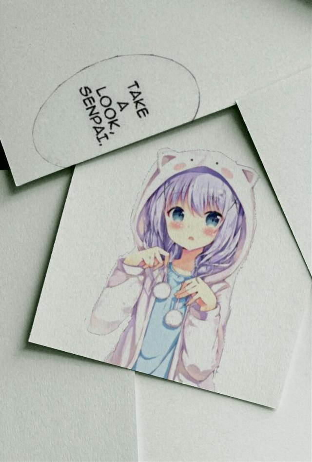 #freetoedit #paper #anime #manga