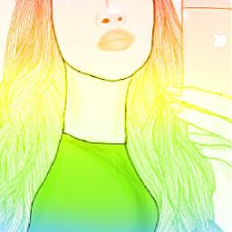 picsart arcoiris🌈 colorful arcoiris