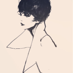 punksy painter illustrator drawing fashion
