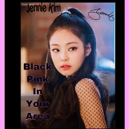 jennie blackpink picsart kpopaesthetic kpop freetoedit