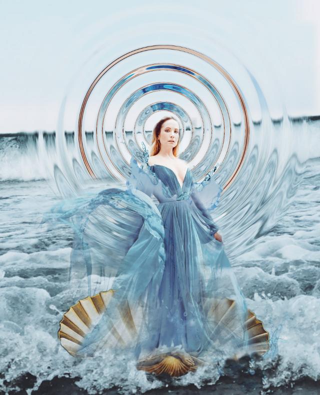 #freetoedit New Venus #creative #artistic #fantasy #madewithpicsart #myedit #venus