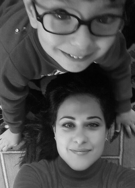 #freetoedit Just love,a child, an animal or a flower!💕👦🏻👧🏻🐈🌷 #nephew #children #mylove #blackandwhite #photography #selfie @picsart good night💕💕🙋🏻